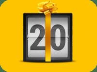 20 бесплатных опционов от Биномо