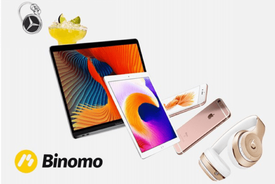 Конкурс от Binomo